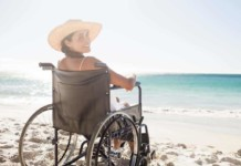 woman regain independence after long term injury disability disabled wheelchair