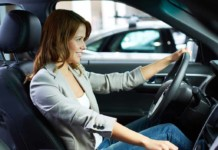 women drivers driving career